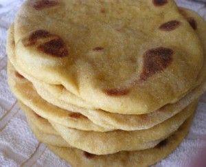 egyptian flat bread