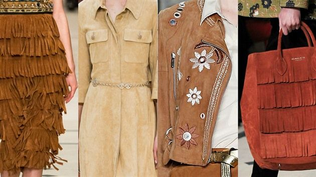 How to wear suede #fall2015