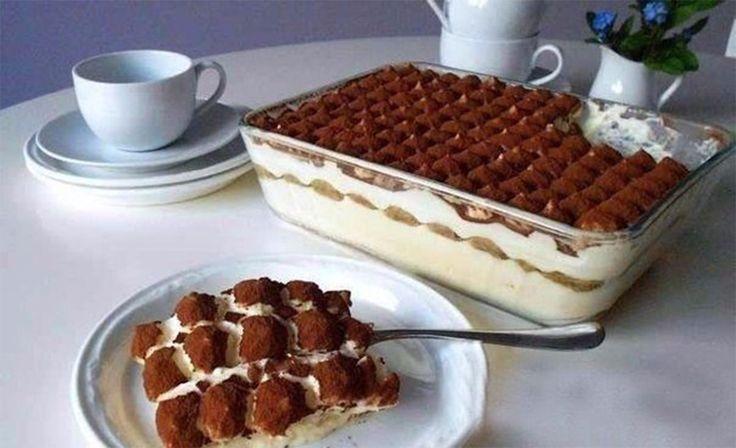 A valódi olasz tiramisu receptje! Zseniális, krémes finomság sütés nélkül! - Ketkes.com
