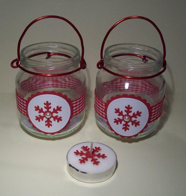 baby food jars craft | Baby food jars recycled into tea light candle %u2026 | Big Girl Crafts