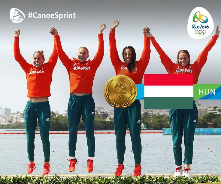 Team Hungary Canoe HUN