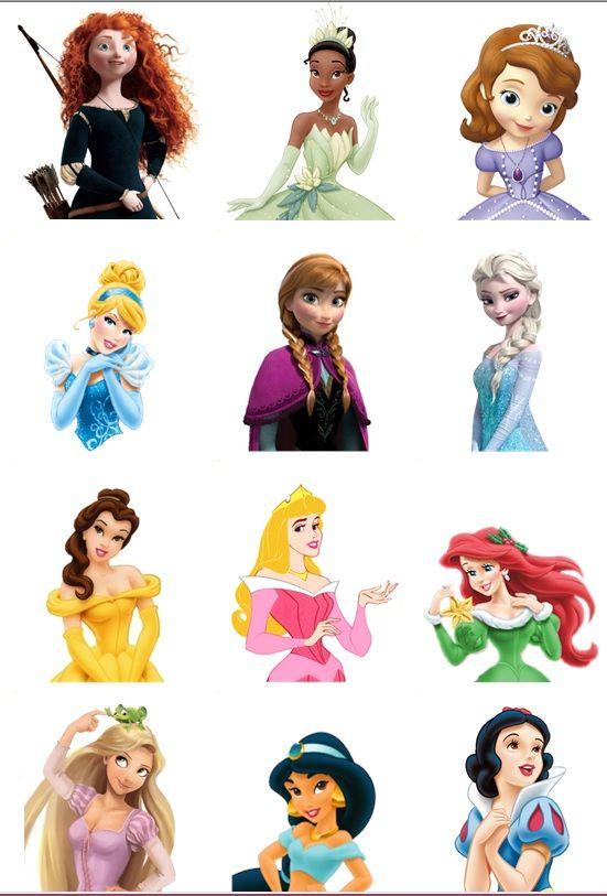 disney princess tiana cake toppers - Google Search