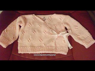Os meus artigos de tricot: Casaquinho Diana # 4 (o meu preferido)