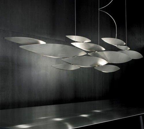Hanging light sculpture google search