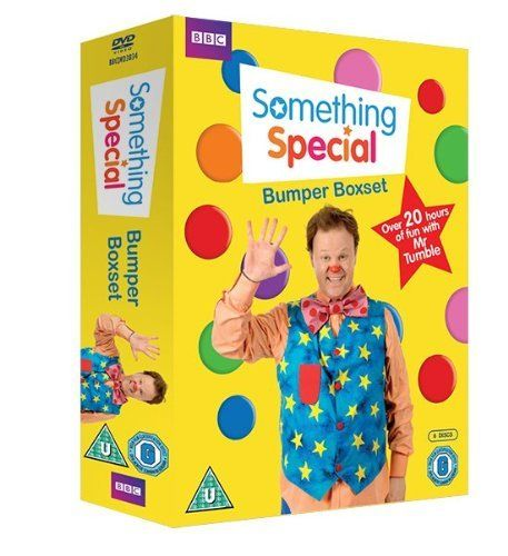 Mr tumble something special bumper box set dvd - Something special ...