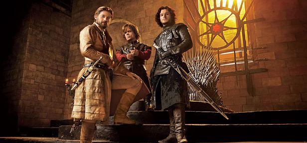 Os produtores de série da HBO, Game of Thrones e o autor dos livros das Crônicas de Gelo e Fogo conversaram sobre o presente e o futuro da história!