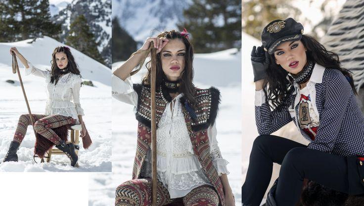 fotos publicitarias Troops & Tribes - Highly Preppy