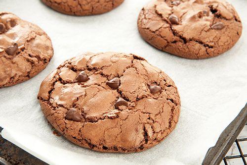 Masterchef Dark Chocolate Brookie