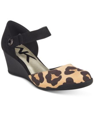 Anne Klein Sport Tasha Wedge Pumps | macys.com