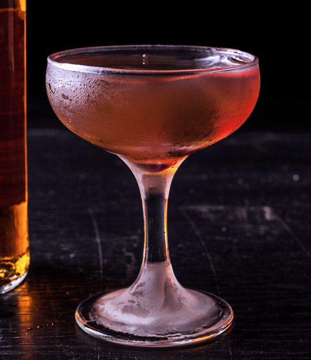Manhattan Cocktail Recipe - CHOW.com