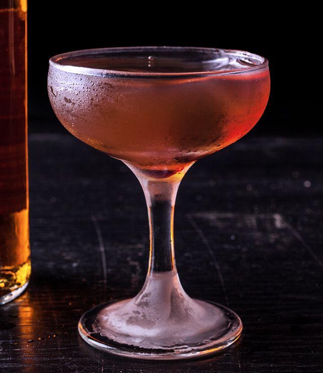 Manhattan Cocktail Recipe - CHOW.com