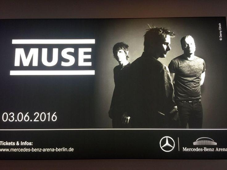 Inwazja dronów, czyli koncert MUSE w Berlinie
