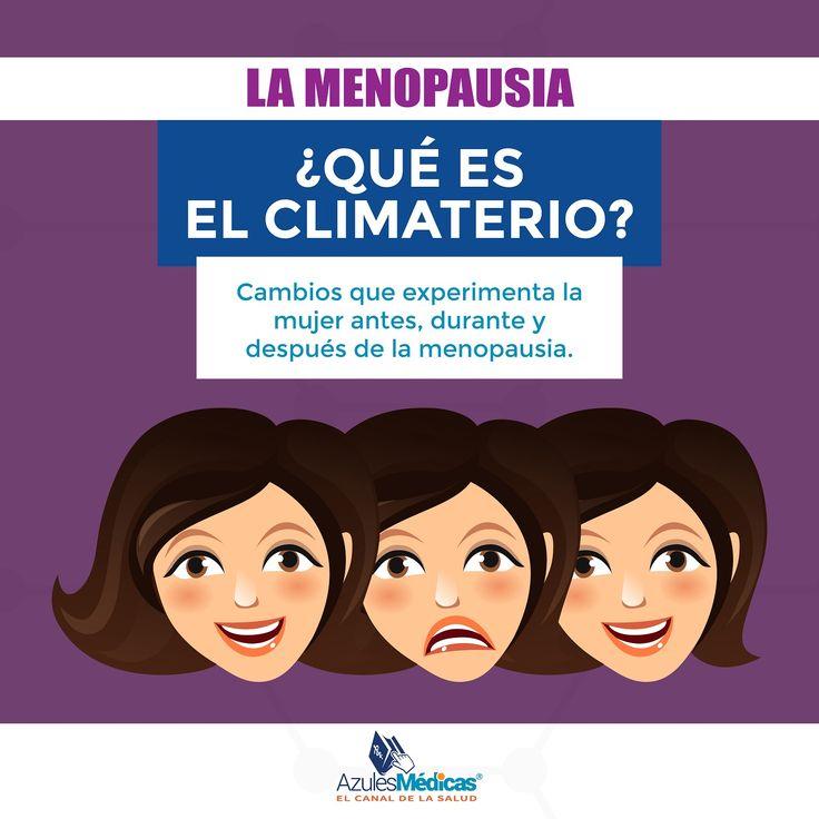 ¿Conoces la diferencia entre la #Menopausia y el #Climaterio?  Infórmate!   La Menopausia #No es una enfermedad  La palabra menopausia se refiere a una fecha en concreto: la última vez que la mujer tuvo su menstruación. El climaterio, en cambio, se relaciona con los cambios que experimenta la mujer antes, durante y después de la menopausia.  ►http://bit.ly/1R3ybEa #Síguenos #FelizMiercoles #DiaDeLaMujer