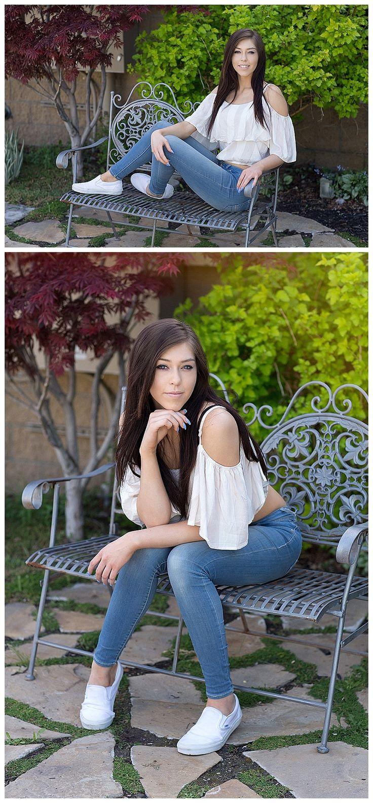 Beautiful senior Bailey   Senior portraits girl, Senior