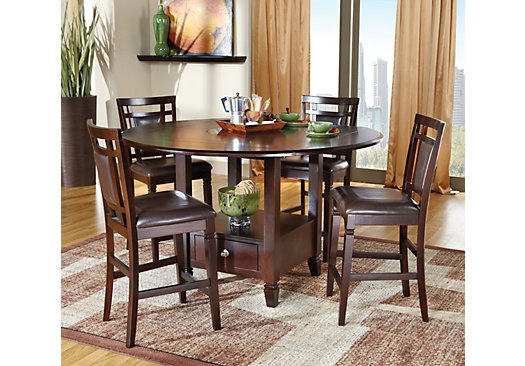 Landon Chocolate Dining Room Collection Furniture  : da1e2d13320e1c102daa562a0961f191 from www.pinterest.com size 525 x 366 jpeg 84kB