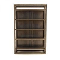 BOX BOOKCASE - Once A Tree Furniture