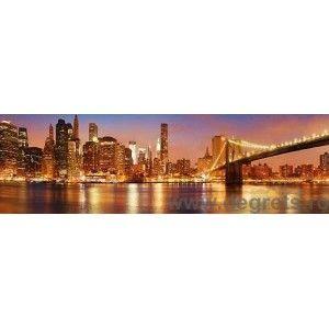Fotografie tapet Podul Brooklyn