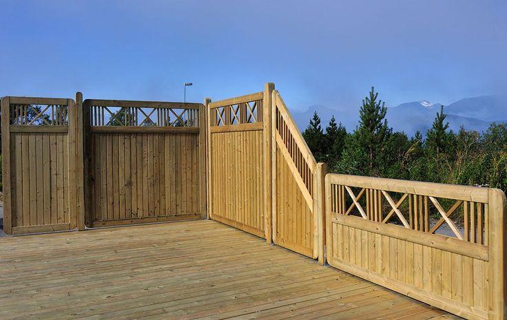Gjør det lunere og koseligere på terrassen - Byggmakker+