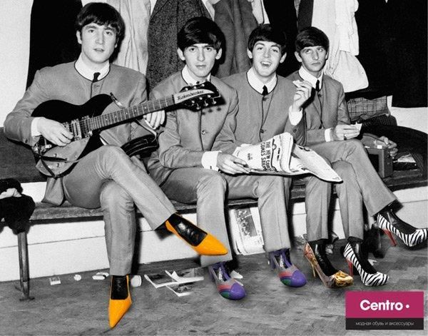 Какую обувь носят знаменитости мужчины