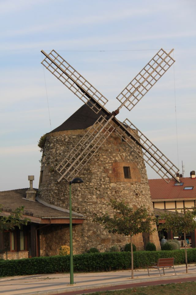 Bizkaia, Getxo, Molino de Aixerrota
