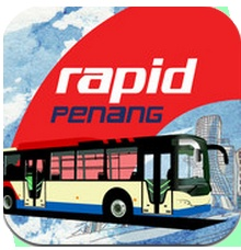 Download the Rapid Penang iPlanner iPhone app from App store for free! This App allow you to plan your trip and retrieve information for bus arrival time! =)    http://itunes.apple.com/my/app/rapid-penang-mobile-icis/id430816867?mt=8