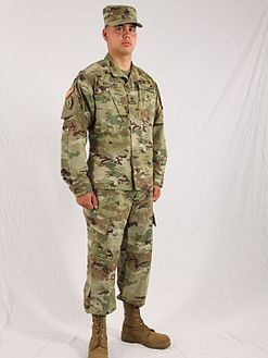 Modern combat uniform - Talthybius