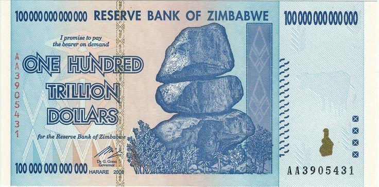 2nd Zimbabwean Dollar