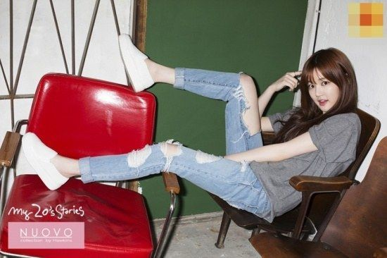 """What's """"Pinocchio"""" Lee Yoobi been up to lately after the drama? This sweet photoshoot!"""
