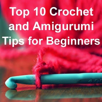 Crochet and Amigurumi Tips for Beginners ༺✿ƬⱤღ http://www.pinterest.com/teretegui/✿༻
