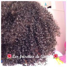 Comment obtenir les jolies boucles sur les enfants métis. Kids natural hair