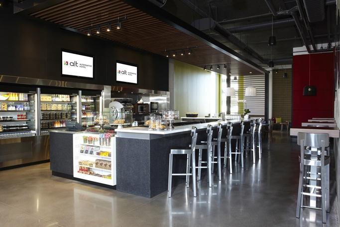 LEMAYMICHAUD | ALT | Toronto | Pearson Airport | Architecture | Design | Hospitality | Hotel | Eatery | Shop |