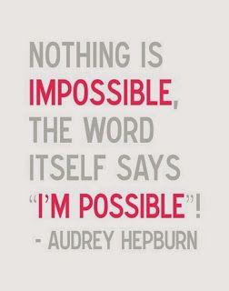 Positive thinking. Blogger.