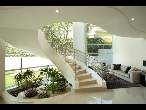 Best 25 escaleras para espacios reducidos ideas on for Jardines para espacios pequenos