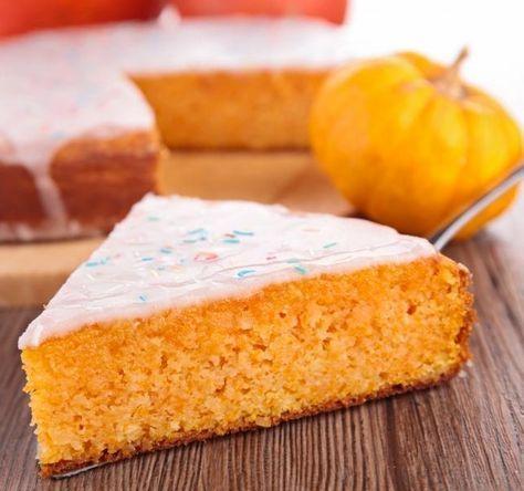 Recept Dýňový koláč