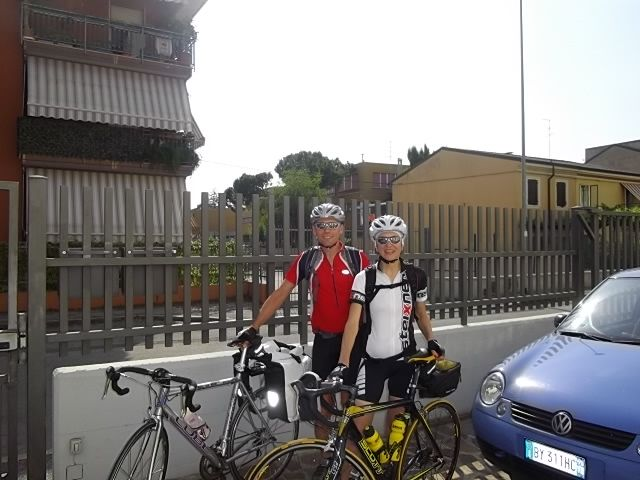 Bolzano Verona tappa al B&B La casa di Paolo.  Innsbruck a Venezia