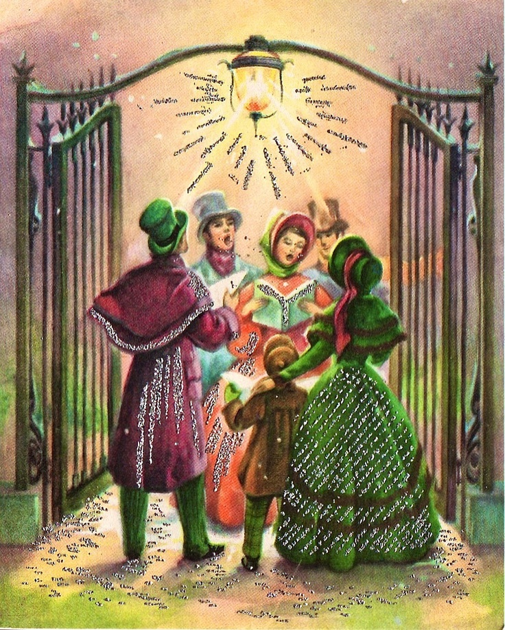 1000 Images About A Christmas Carol On Pinterest: 1000+ Images About Christmas Carolers On Pinterest