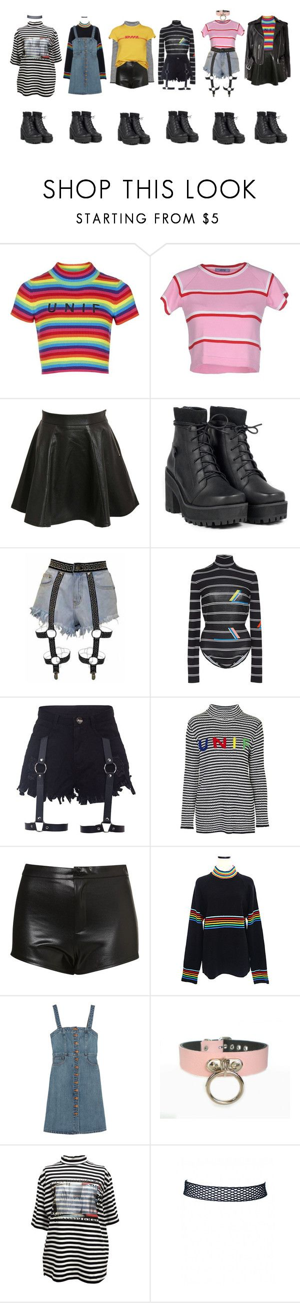 """""""DC-PARADISE"""" by yonce4park ❤ liked on Polyvore featuring Topshop, Akep, Pilot, UNIF, Preen, Madewell and M.Y.O.B."""