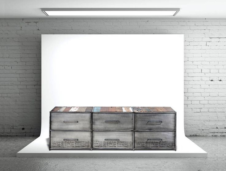 Boatwood Industrial Sideboard Tv Stand from notonthehighstreet.com