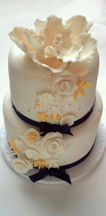 Best Wedding Cakes In Dayton Ohio