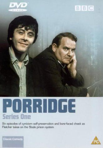 Porridge (TV Series 1974–1977) Richard Beckinsale and Ronnie Barker