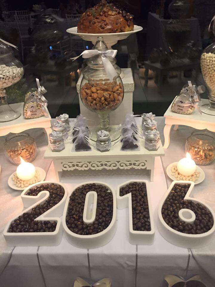 2016 New Year's party! See more party ideas at CatchMyParty.com!