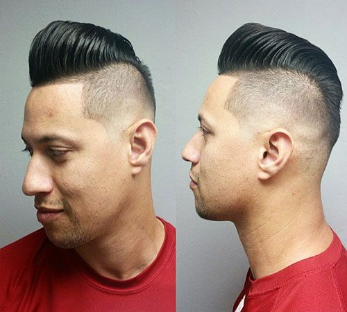 50s Hairstyles For Men The Pomp The O Jays Hairstyles