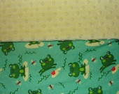 Super cute and soft baby blanket - Green and Yellow Frog Minky Baby Blanket: Yellow Frogs, Unisex Minky, Soft Baby, Green, Frogs Minky, Baby Blankets, Super Cute, Minky Baby, Baby Stuff