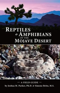 Reptiles and Amphibians of the Mojave Desert: A Field Guide. Describes the 64 species of reptiles and amphibians found in the Mojave Desert, including Death Valley and Joshua Tree National Parks, this concise field guide uses hundreds of intimate photographs, gorgeous range maps, and concise, at-a-glance information to make identification easy while providing useful and interesting details about the animals, their habitat, and the desert they call home.