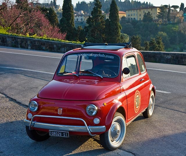 120 Best Images About FIAT Cinque Cento (500) On Pinterest