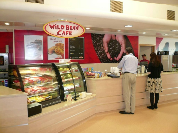 Wild Bean Cafe by Minale Tattersfield