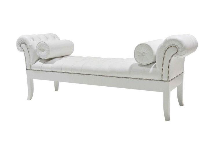 Pie de cama capitone buscar con google pie de cama for Taburete pie de cama