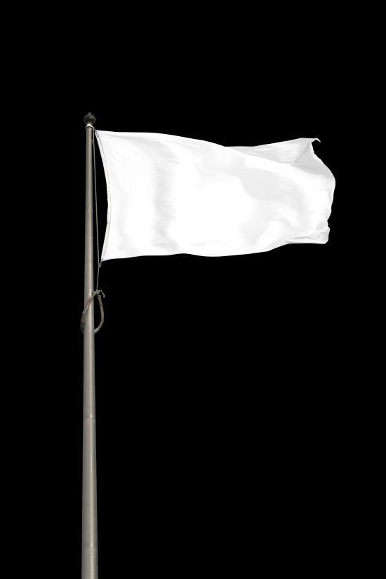 Mystery White Flags on Brooklyn Bridge Provoke Social Media Frenzy