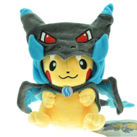 GET $50 NOW | Join RoseGal: Get YOUR $50 NOW!http://www.rosegal.com/hobbies-and-toys/pokemon-pikachu-9-inch-plush-doll-stuffed-cartoon-toy-623477.html?seid=2275071rg623477