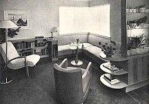40s living room
